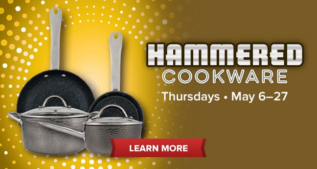 Hammered Cookware